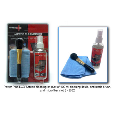MEE Power Plus Lcd Screen Cleaning Kit