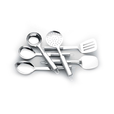 Cielo Stainless Steel Kitchen Tool Set - 5Pcs