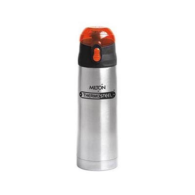 Milton Thermosteel Crown 600 Flask (Capacity 500 ML)