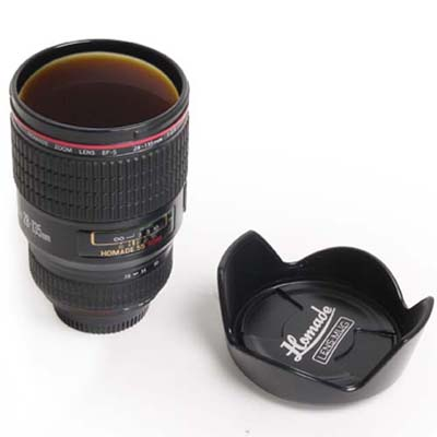 Cool Trends Homade Lens Cup Black