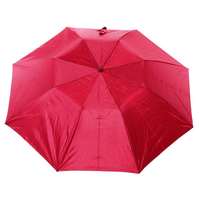 Shoppingbaaz 2 Fold Umbrella In Maroon For All Weather