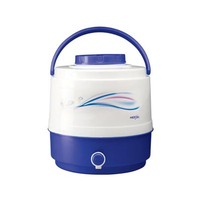 Milton Kool Musafir Dark Blue Water Carrier (Capacity 10 Ltr)