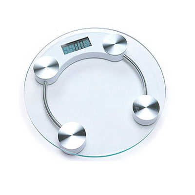 Venus Transparent Electronic Digital Personal Bathroom Health Body Weight Weighing Scale