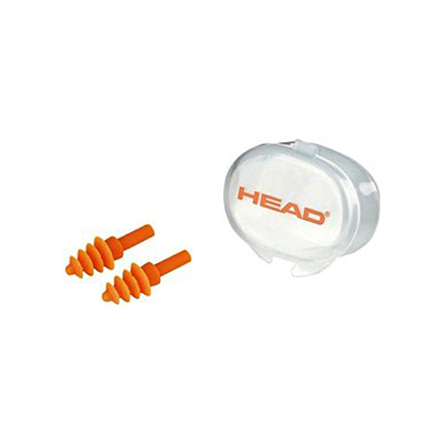 Head Swimming Silicone Ear Plug (Pack Of 2)