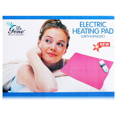 Dr Gene Electrical Heating Pad (Orthopaedic) With Controller