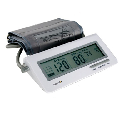 Equinox Automatic Digital Blood Pressure Monitor With Pulse Reading (Eq-Bp-101)