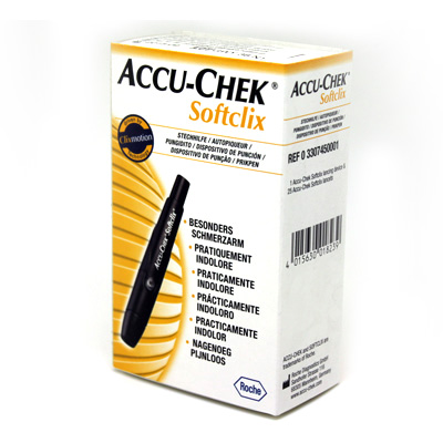 Accu-Chek Soft Clix Lancing Device