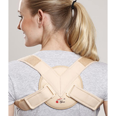 SRM Clavicle Brace with Velcro Combo of 5